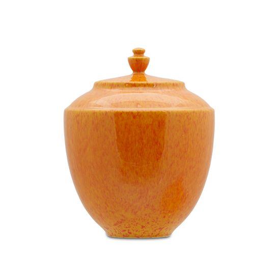 porcelana chinesa laranja