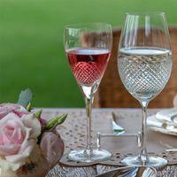 taça de cristal para vinho branco