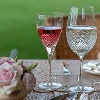 taça de cristal para vinho tinto