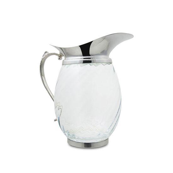jarra de servir prata