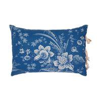 Almofada Floral Azul
