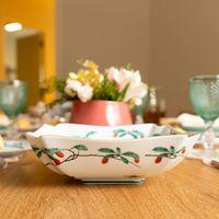 Saladeira porcelana