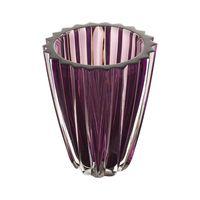 vaso murano roxo