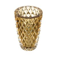vaso murano ambar grande
