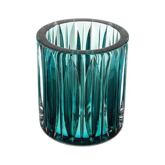 vaso murano verde