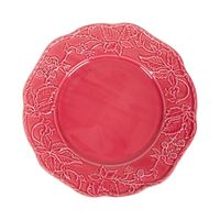 prato-raso-alcachofra-e-passaro-rosa-porcelana-bordallo-pinheiro-frente