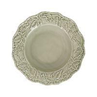prato-porcelana-fundo-alcachofra-e-passaro-porcelana-bordallo-pinheiro-frente