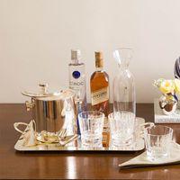 copos de whisky de cristal
