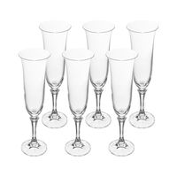 taça champagne cristal