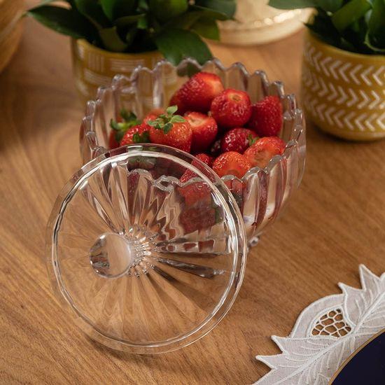bomboniere de vidro decoração