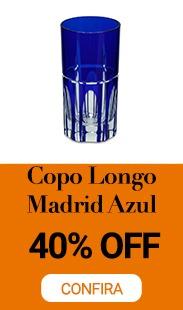 COPO LONGO MADRI AZUL