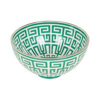 bowl labirinto smeraldo