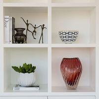 Bowl Catena Zaffiro decorativo