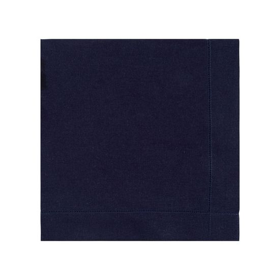 guardanapo linho azul