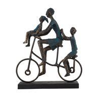 escultura-ciclo-family-casadorada-frente